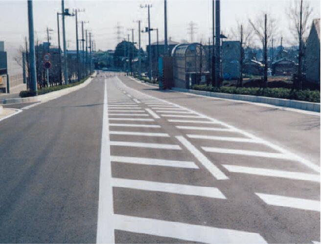 【道路】新井宿駅前通り線街路整備工事