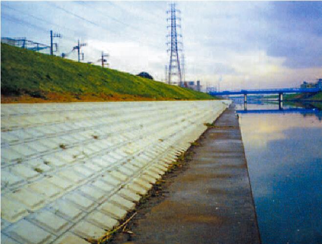 【河川】都市河川改修工事