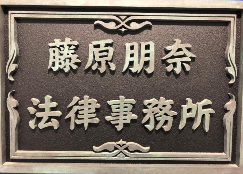 藤原朋奈法律事務所